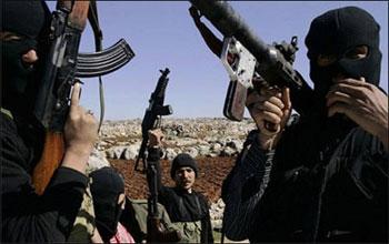 Les forces armées algériennes ont abattu trois terroristes près des frontières avec la Tunisie