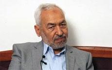 Le président du Mouvement Ennahdha