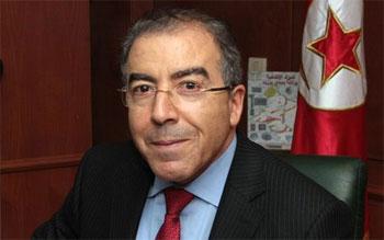 Le ministre des Affaires étrangères