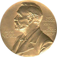 Le prix Nobel de physique