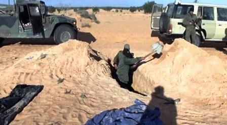 Un troisième dépôt d'armes découvert à Ben Guerdane