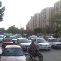 Traffic and transport challenges in Cairo, Egypt