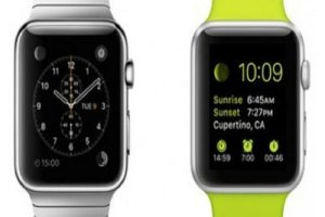 Apple Watch wants to play with iOS in iPhone
