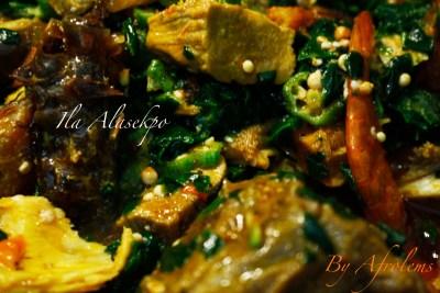 okro soup_ otong soup