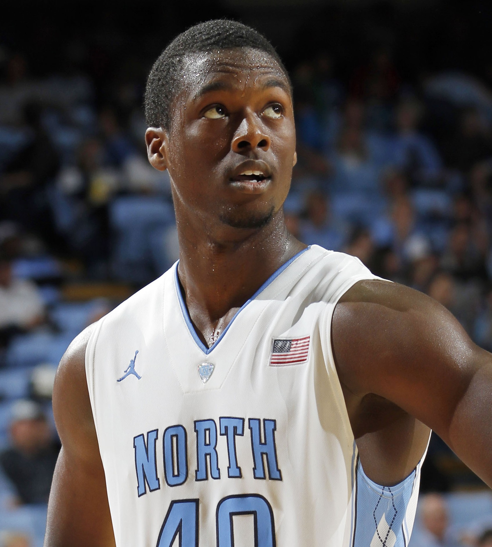 Harrison Barnes Unc: Carrier Classic Teams Have Strong Ties To Military