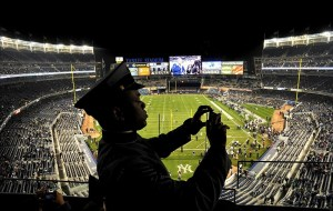 Army Yankee Stadium