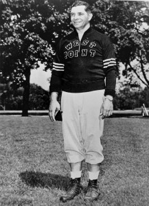 Before becoming a Packers legend, Vince Lombardi was a standout lineman at Fordham and an assistant coach at West Point (U.S. Military Academy photo via Getty Images).