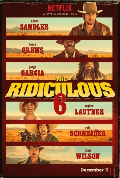TheRidiculous6Poster