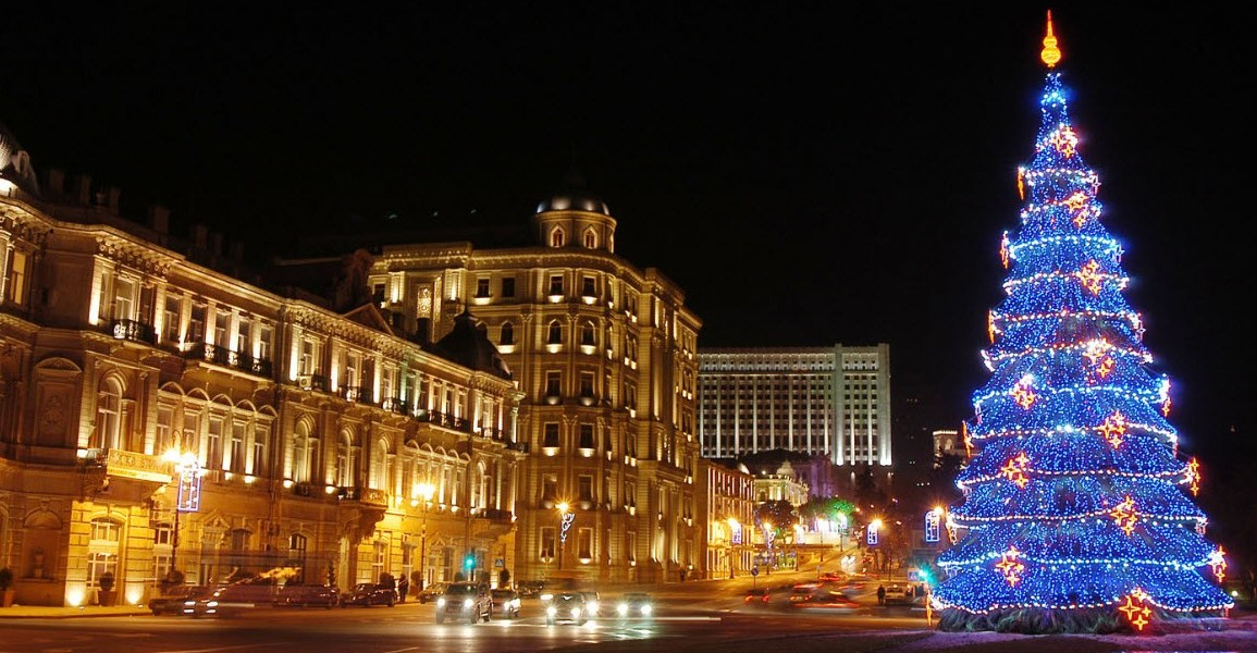 "Tour ""New Year Holidays in Baku"""