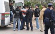 """اعتقال عاملين وسائق """"تريبورتور"""" متورطين في حفر نفق تحت أرضي من منزل للوصول الى """"كنز"""""""