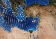 """أنباء عن حدوث زلزال مدمر في البحر المتوسط، قد ينجم عنه """"تسونامي""""."""