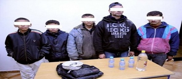 إنزكان : القبض على عصابة القاصرين المتخصصة في سرقة الهواتف الذكية