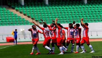 (+فيديو الأهداف)حسنية أكادير يحقق أول انتصار في الموسم على حساب النادي القنيطري