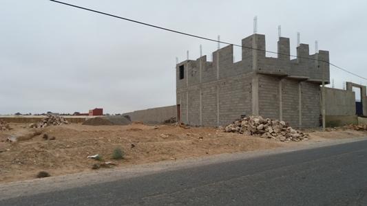 بنايات عشوائية باشتوكة تزامنا مع الحملة الانتخابية ل7 من أكتوبر