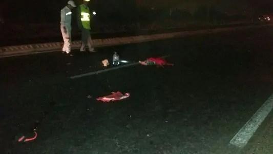 وفاة أم الرضيع الذي دهسته الشاحنة أول أمس باشتوكة أيت باها