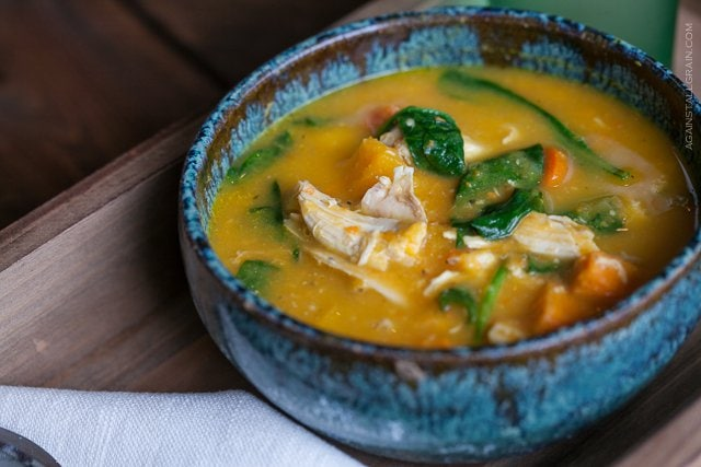 Paleo Chicken Veggie Soup I
