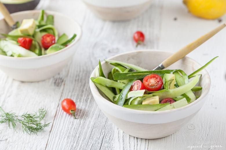 Paleo Ribbon Salad
