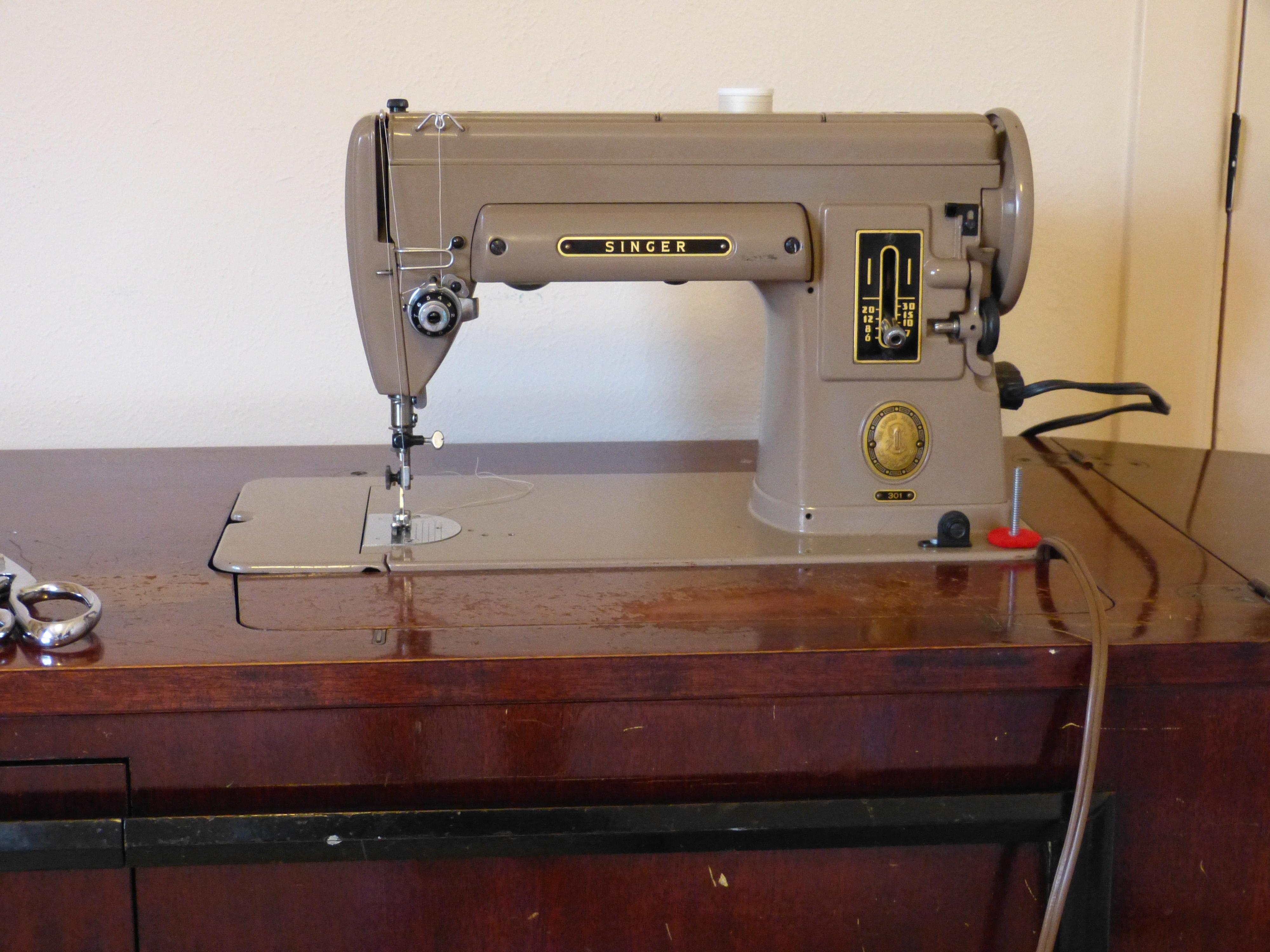 Picture A Vintage Sewing Machine A Closet Morse Sewing Machine Manual Morse Sewing Machine 200 houzz 01 Morse Sewing Machine