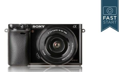 Medium Of Sony A6000 Tutorial