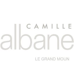 logo Camille Albane Grand moun
