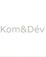 kom&dev logo
