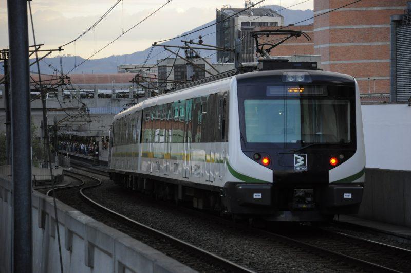 Transporte público en Medellín