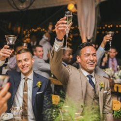 同志婚禮:令人陶醉的酒莊婚禮 Bart & Ozzie