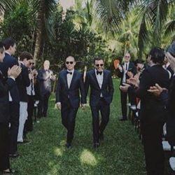 酷新聞:台裔知名設計師吳季剛結婚 時尚界齊祝福