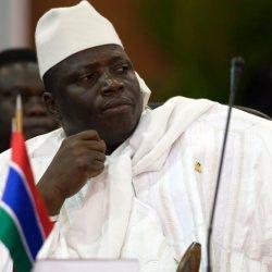 酷新聞:甘比亞恐同總統敗選 結束22年統治