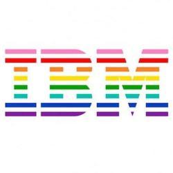 酷新聞:IBM推出彩虹Logo挺同志