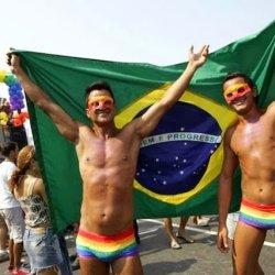 酷新聞:巴西每25小時就有一名LGBT遭殺害