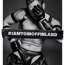 酷影像:「芬蘭湯姆」傳記片將上映  A咖名人皮革裝致敬