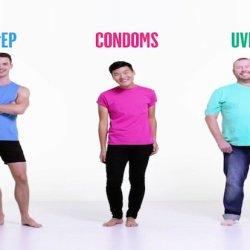 酷新聞:預防感染HIV 除了戴套你還能這麼做