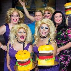 酷新聞:佛州漢堡餐廳結合扮裝皇后 迸出新滋味