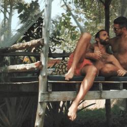 酷影像:環遊世界同志情侶檔IG照 網友「看了超想去旅行」