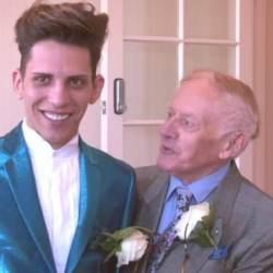 酷新聞:78歲退休牧師 與24歲鮮肉男友完成終身大事