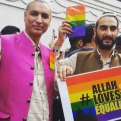 酷新聞:印度同志大遊行 上百人走上街頭驕傲現身