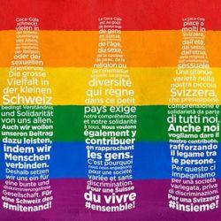 酷新聞:可口可樂挺同志反歧視 登頭版廣告