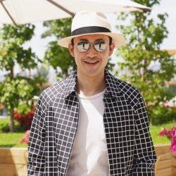 時尚酷人物:新加坡時尚主編Norman Tan的簡約時尚