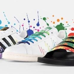 酷新聞:知名運動品牌 愛迪達推彩虹球鞋挺同志