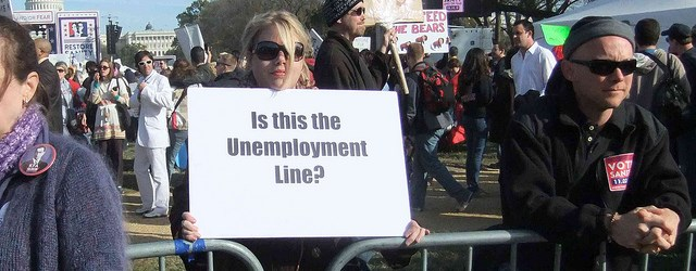 No Job Security - Unemployment Line