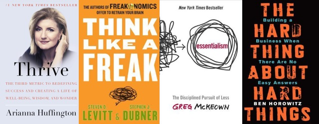 10 Lessons Learned From the Best Business Books of the Year