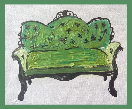Green Couch Dreams
