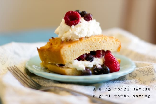 Paleo Lemon Loaf Cake
