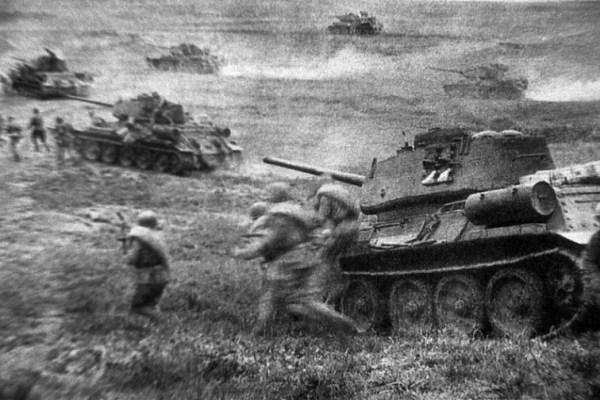 Η Μάχη του Κουρσκ: «Πιο δυνατοί απ' την φωτιά, πιο γεροί από το μέταλλο»…