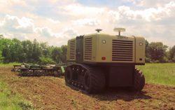 """Autonomous Tractor Corporation's """"The Spirit"""""""