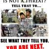 Terrorist version of Islam