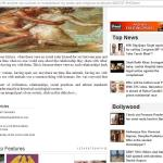 Daily Bhaskar insults Hinduism- Agniveer's Response
