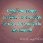Punishment or Reward?- Delhi Gang Rape Juvenile