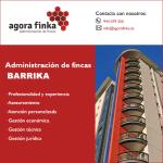 Administracion de edificios Barrika